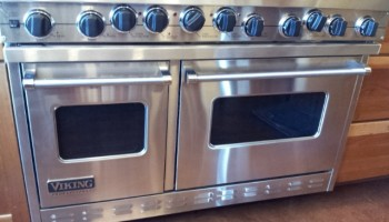How to clean a Viking Range