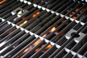 How to season a cast iron grill grate