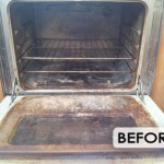 Whirlpool Oven Cleaning, Before Denver Colorado Oven Cleaning
